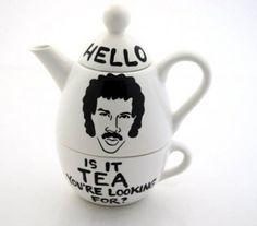 """Lionel Richie.  """"Hello."""""""