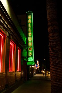 "500px / Photo ""Hollywood Neon"" by John Hunter - From a 2 hour walk around downtown Hollywood one night. Interesting to say the least."