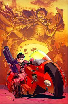 xombiedirge:  Akira by Carlos Gomez Teodoro Gonzalez/ Tumblr