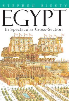 Allows readers to get an idea of ancient Egyptian civilization by examining a series of detailed cross-section and cutaway illustrations.