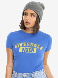 Riverdale Vixen Cheer Girls T-Shirt Hot Topic Exclusive | Hot Topic