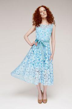 Платья для выпускного вечера от #ROUSSIN
