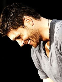 Ok if @tes1968 can have a celebrity crush, then so can I. Jensen Ackles. I'd watch Supernatural even if it was sucky just to soak him up. *slurp* PS: this has become the most often re-pinned pin in my whole collection. I'm kind of surprised...it's not even the best picture I have of him in my board! I wonder what makes it so popular?