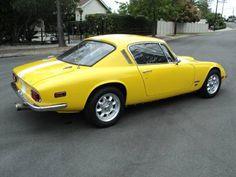 1971 Lotus Elan 2+2 Twincam Coupe.