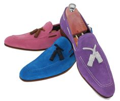 great loafers from Baxton (blake stitched) available at www.center51.com