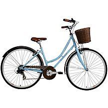 "image of Elswick Canterbury Womens Hybrid Bike 17"""