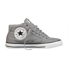 bd99bd10390638 Durable canvas uppers Padded collar 7-eyelet lacing Rubber cap Converse logo  on side All