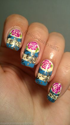 Create fun looks for summertime nails!