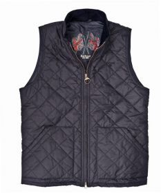 Barbour Bosun gilet in navy