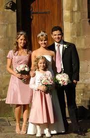 coronation street weddings - Sarah louise