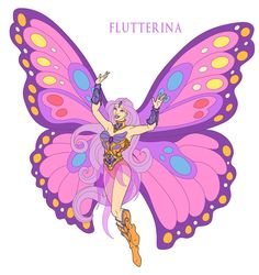 Flutterina