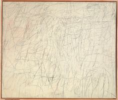 The Geeks | Cy Twombly | 1955