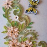 Quilling Butterfly, Paper Quilling Flowers, Paper Quilling Cards, Quilling Work, Neli Quilling, Paper Quilling Patterns, Origami And Quilling, Quilled Paper Art, Paper Flowers Craft