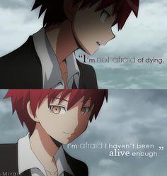 Anime: Assassination Classroom