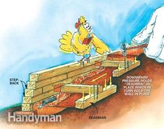 How to Build Retaining Walls Stronger - Step by Step: The Family Handyman