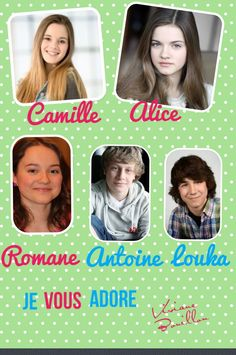 Roman, Charlotte, Lily, Love You, Popular, Other, Characters, Color, Travel