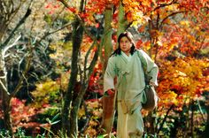 Chi-hwa-seon or Chwi-hwa-seon, (also known as Painted Fire, Strokes of Fire or Drunk on Women and Poetry), is a 2002 South Korean drama film directed by Im Kwon-taek about Jang Seung-up (Oh-won), a nineteenth-century Korean painter who changed the direction of Korean art.