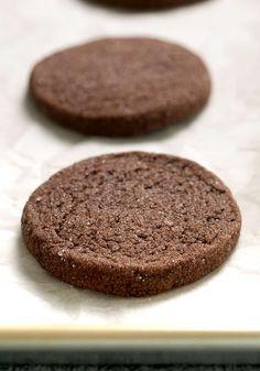 Soft Chocolate Brownie Cookies Gluten Free Chocolate Cookies, Chocolate Brownie Cookies, Gluten Free Brownies, Chocolate Cookie Recipes, Chocolate Flavors, Cookie Dough, Dessert Recipes, Desserts, Postres
