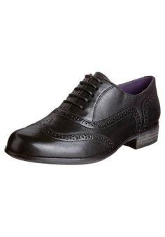 5b308b50e Clarks HAMBLE OAK - Veterschoenen - black - Zalando.be Zapatos De Marca