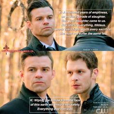 """Mi piace"": 364, commenti: 4 - The Originals ✨ (@tvd_theoriginals_india) su Instagram: ""Another one of this two  #klausmikaelson #elijahmikaelson . #theoriginals #tvd_theoriginals_india"""