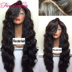 180% Density Silk Top Full Lace Wig Brazilian Virgin Unprocessed Wavy Human hair Glueless Lace Front Wigs with side part bangs The price for this one on our website is for 180% density price ,if u need 150% or 130% density ,before u place the order ,pls contact us first ,then we can adjust correct ...