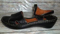 Born Sandals Womens Size 11 M Black Strappy Shoes #Born #Strappy #Casual