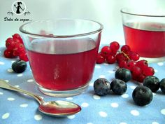 gelatina di frutta per chi segue la dieta Dukan