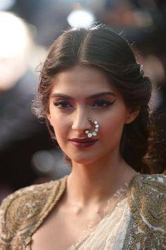 Sonam Kapoor at Cannes 2013