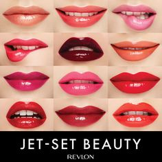Revlon ColorStay Moisture Stain has landed on ASOS. Win all 12 shades plus £100 in ASOS vouchers #jetsetbeauty