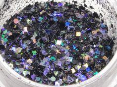 How to Make Glitter Nail Polish ! http://www.bornprettystore.blogspot.com/2014/06/how-to-make-glitter-nail-polish.html #glitter #glitterpolish #DIYnailart