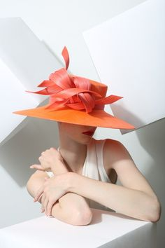 Philip Treacy London Spring 2015