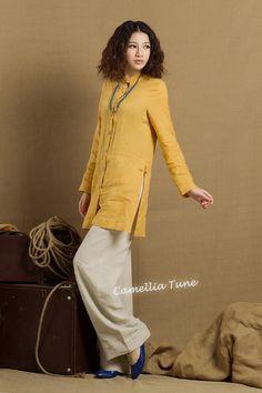 Sleeves Designs For Dresses, Dress Neck Designs, Slim Fit Dresses, Casual Dresses, Simple Kurta Designs, Chic Outfits, Fashion Outfits, Frock Fashion, Tunic Designs