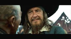 """Captain Hector Barbossa 