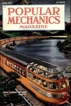 Popular Mechanics :: June 1947