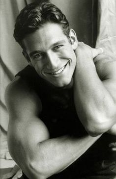 "Actor Robert Gant of ""Queer as Folk""- He may be gay, but he is one of the hottest men on the planet!  And he was on an awesome show!  I miss QAF!"