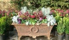fall/ winter container