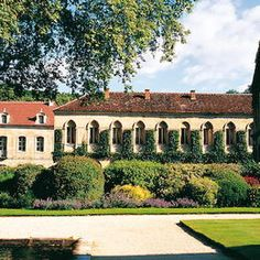 Cistercian Abbey of Fontenay - France