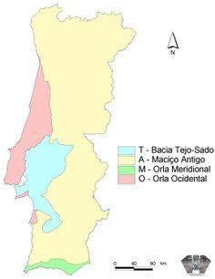 Mapa geológico hidrologico de Portugal - Pesquisa do Google