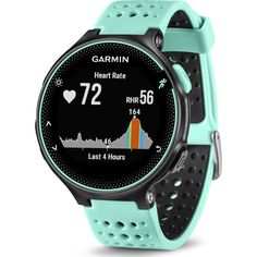 Garmin Forerunner 235 GPS Running Watch & Activity Tracker Black and Grey Running Watch, Running Gear, Kids Running, Trail Running, Running Shoes, Smartwatch, Cardio, Garmin Forerunner 235, Indoor Track