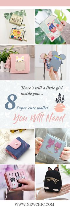 6587a3d25e NewChic offers you different style of cheap wallets for women