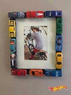 I can do this with the cars I used to play with as a child (when my grandchildren get finished playing with them)!