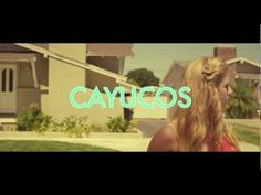 Cayucas - Cayucos <------- Loving this track. I must confess I know nothing about this band, but the drummer for my band played this track for me this past weekend and I immediately loved it. Refreshing, summer, beachy <3