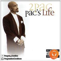 2Pac - Pac's Life (2006) // Si vous êtes fan de l'artiste depuis ses débuts vous n'aimerez vraisemblablement pas cet album car il s'éloigne bien trop de son style (à l'instar de Loyal To The Game) à quelques exceptions près. #2pac #tupac #shakur #pacs #life #album #rap