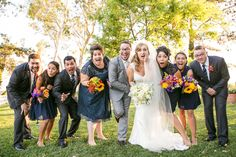 Silly bridal party // Winery Wedding in Temecula, CA // Christine Chang Photography Goofy Couples, Bridesmaid Dresses, Wedding Dresses, Photo Tips, Bridal, Lifestyle, Celebrities, Party, Photography