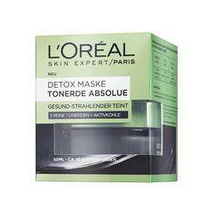 L'Oréal Paris Tonerde Absolue Detox Maske