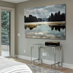 Shop for Morning Bliss I - Gallery Wrapped Canvas. Get free delivery On EVERYTHING* Overstock - Your Online Art Gallery Store! Buy Canvas, Canvas Frame, Canvas Wall Art, Framing Canvas, Large Canvas, Canvas Prints, Home Wall Art, Wall Art Decor, Wall Murals