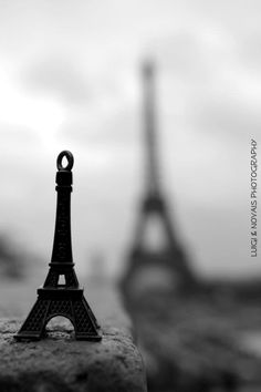 This is a good example of shallow depth of field because all of the background is blurred out and all you can see is the foreground and the mini Effiel Tower. I think this photograph has quite a depressing, lonely mood because of the colours and how the photograph is framed and angled.