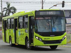 SÉRGIO JOSÉ- ÔNIBUS ALAGOAS: Novos ônibus em São Luiz.
