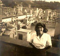Ponte Vecchio 1945