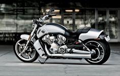 White Denim 2011 Harley Davidson V-Rod Muscle